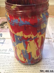 DIY Streaky Vase-04