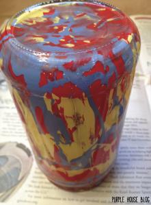 DIY Streaky Vase-05