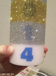 Glitter candle 2-01