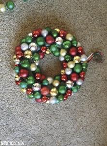 Ornament Wreath 2-02
