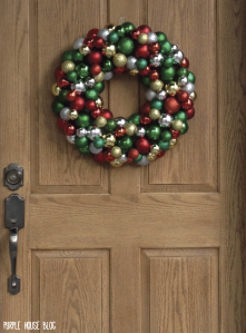 Ornament Wreath 2-06