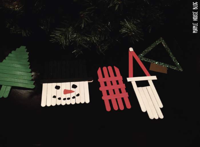 Popsicle ornaments 7-05