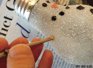 snowman lightbulb 3-04