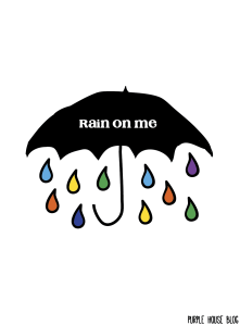 Rain on me download