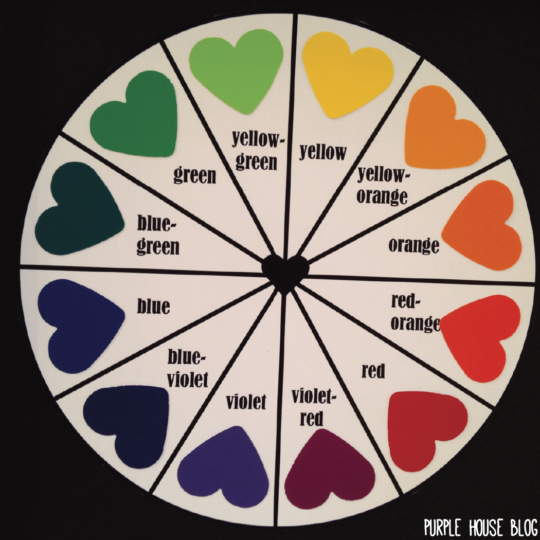 Color Wheel Ideas To Draw Creative Art