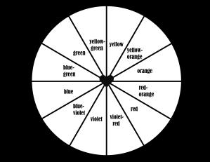 Color wheel 2-01