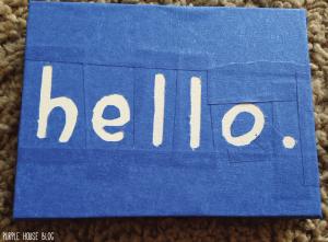 Hello sign 2-12