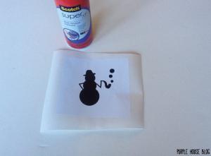 Snowman stencil-09