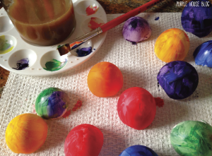 Painted Egg Planters-04